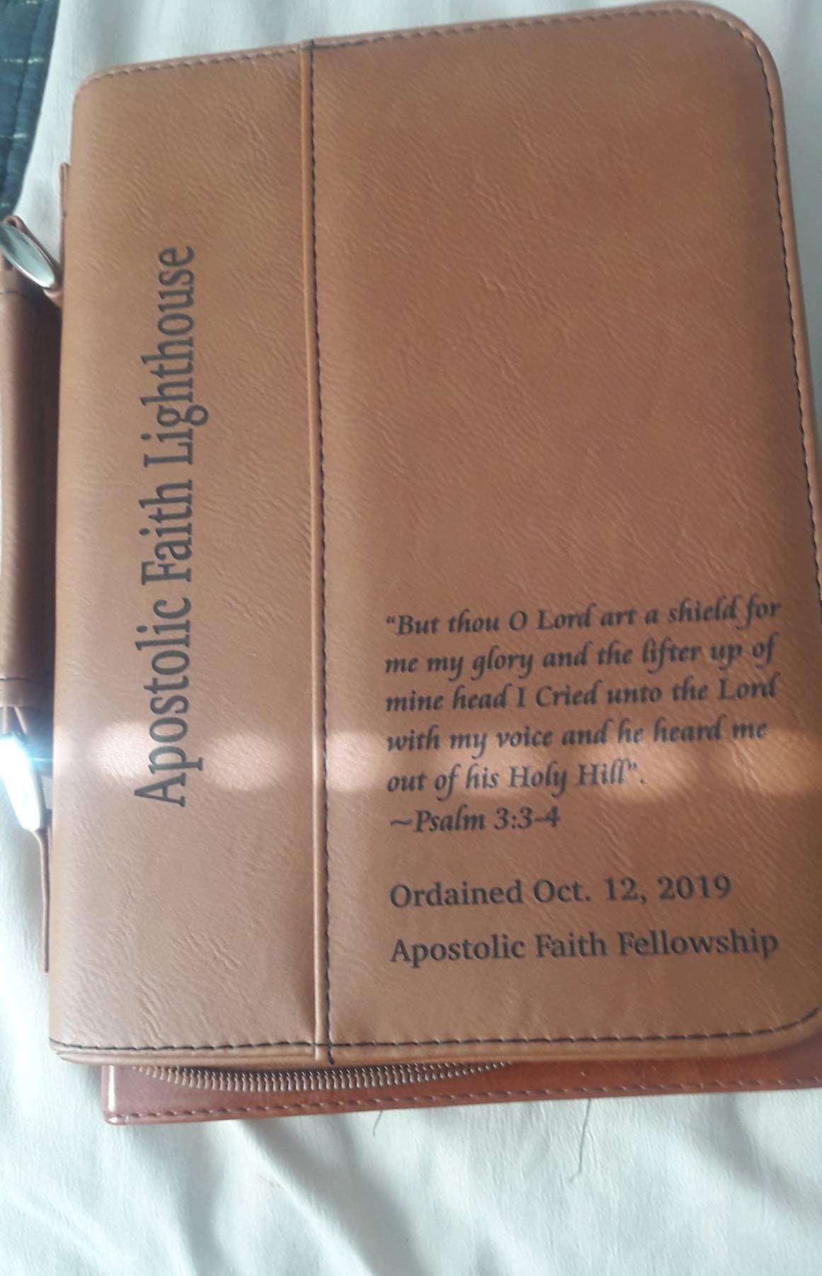 Apostolic Faithlighthouse added a photo of their purchase