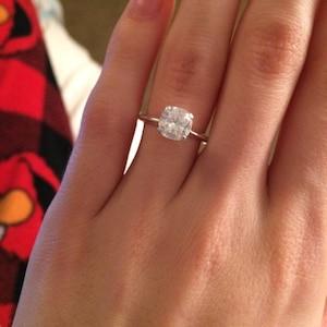 Large Wedding Rings Wedding Design Ideas