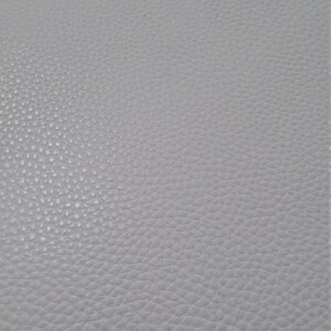 WHITE TEXTURED LEATHER faux, faux leather sheet,8x11 faux leather,white faux leather,white leather,faux textured leather,faux leather fabric photo