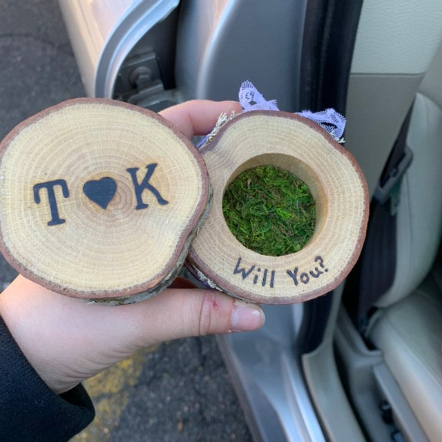 Tori Arel added a photo of their purchase