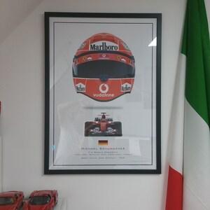 Formula 1 2021 Season Detailed Wall Calendar F1 poster | Etsy