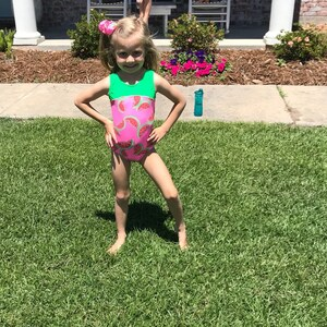 New Gymnastic Leotard Blue with gold Chinese Dragons Gold ...