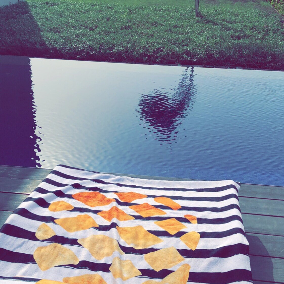 Beach Towel Bundle: Pineapple And Stripes