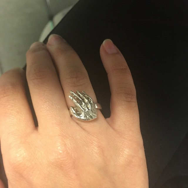 Delilah Aguirre added a photo of their purchase