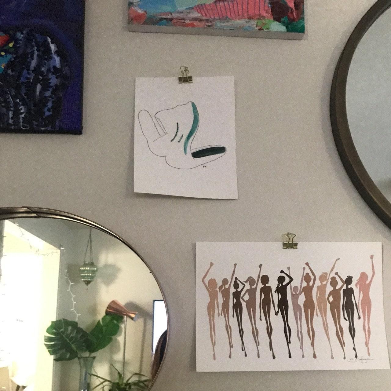 Chloe Masco added a photo of their purchase