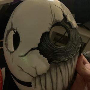 Porcelain version 2 Resin cast mask