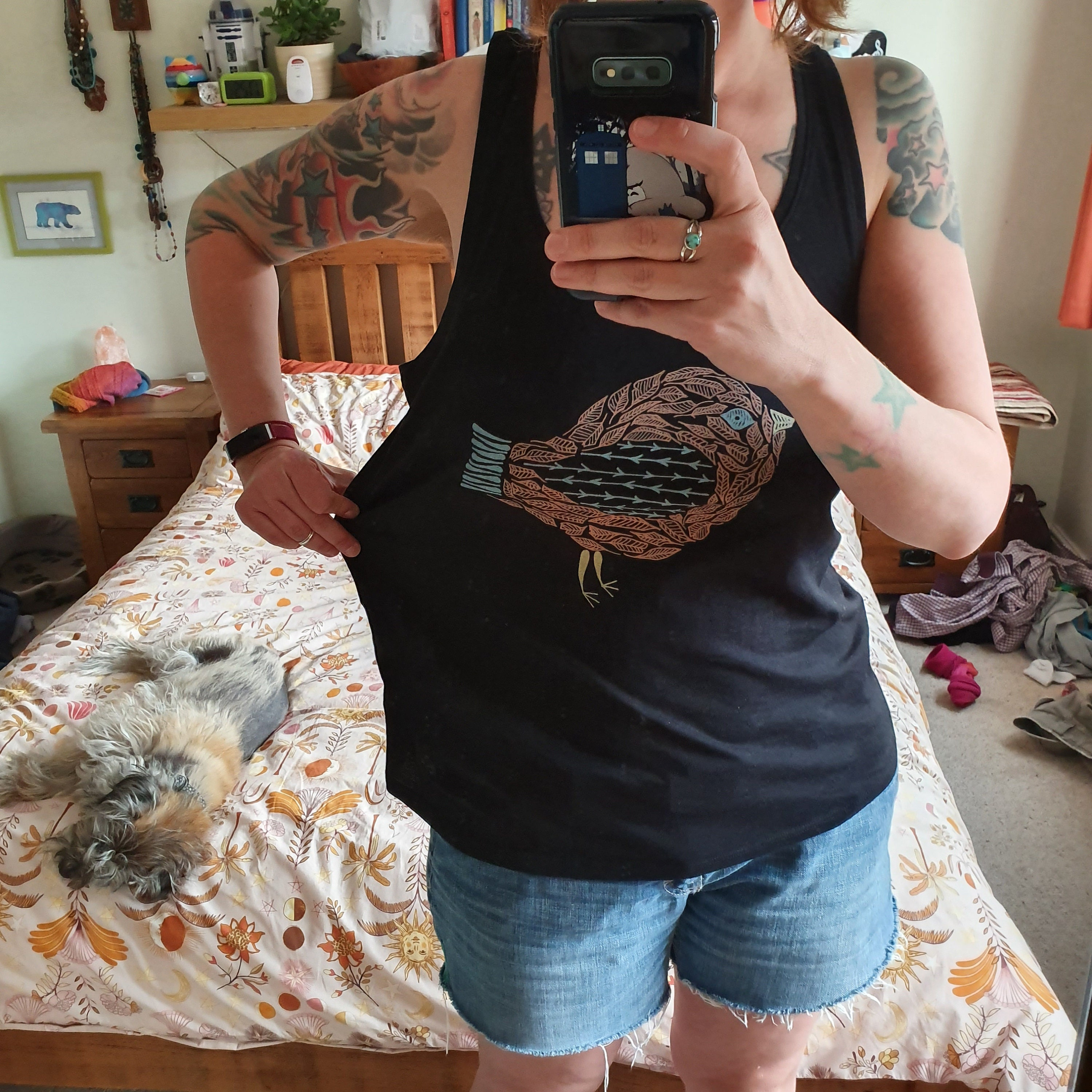 Sarah Clark added a photo of their purchase
