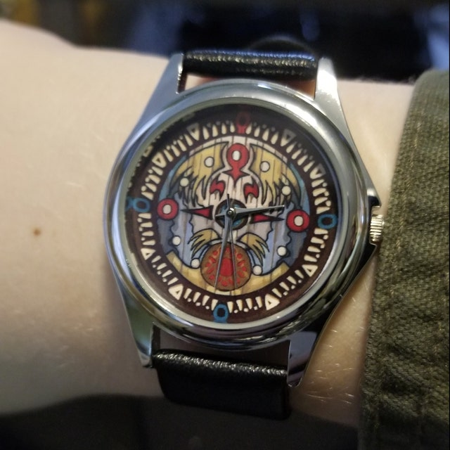 Majora Mask Watch For The Geeky Sexy You