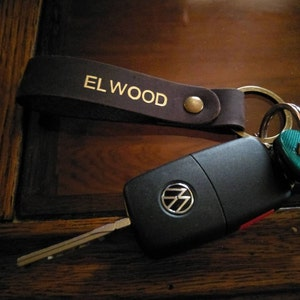 Personalized leather keychain accesories,leather personalized keychain, key chain, keychains for women keychain men, leather key fob photo