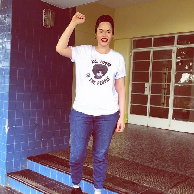 HM Prison Australia Ladies Lady Fit T Shirt 13 Colours Size 6-16