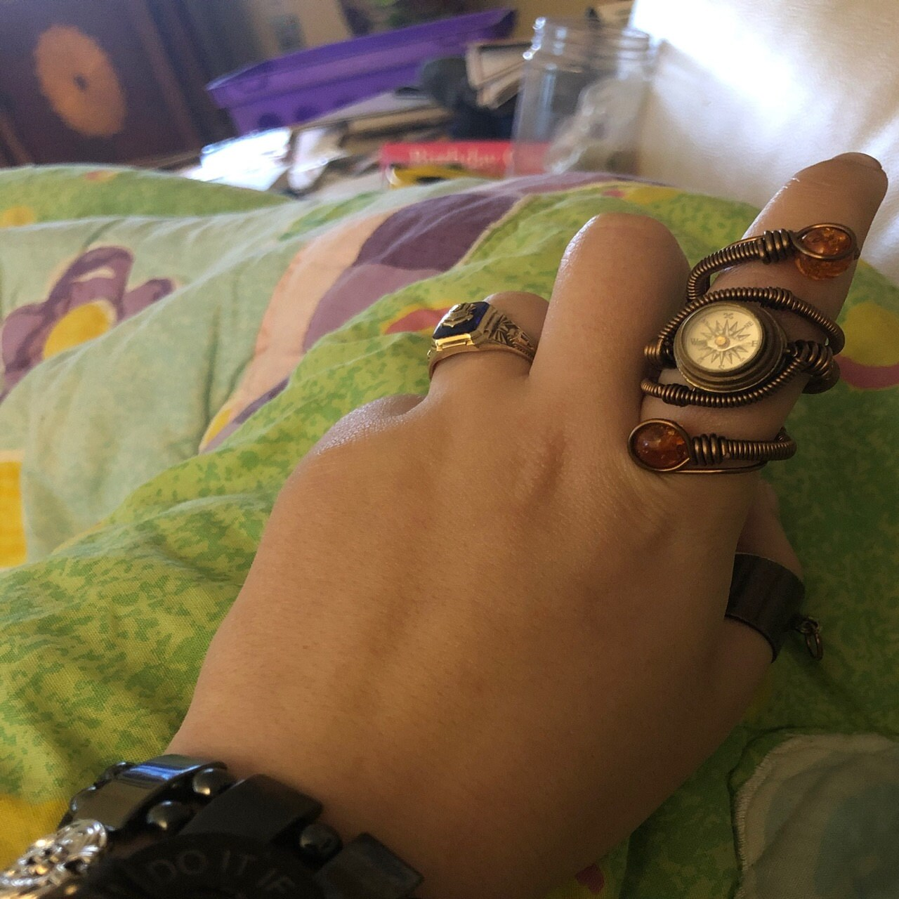 Emily Bowens added a photo of their purchase