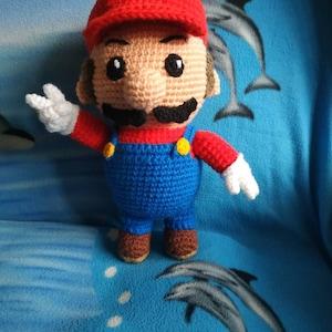 Yoshi - Mes créations du mercredi | Yoshi, Tricot et crochet ... | 300x300
