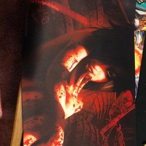 L5R Play Mat Legend of the Five Rings LCG Steve Argyle Hida O-Ushi