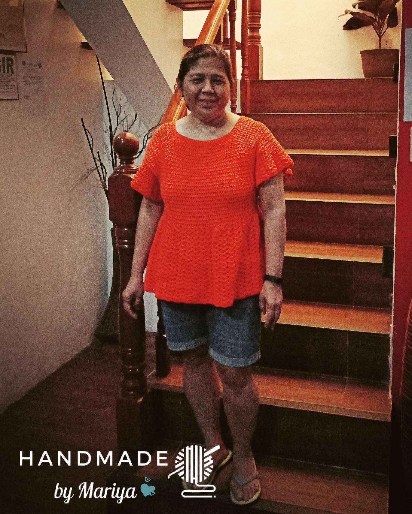 HandmadebyMariyaph added a photo of their purchase