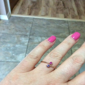 Jennifer added a photo of their purchase