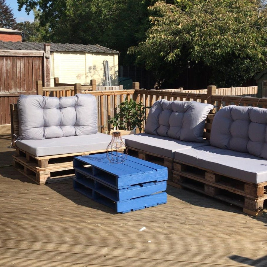 garden Pallet seating Cushions pub yacht seat pad rattan,caravan in//outdoor
