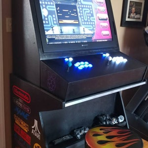 8TB Hyperspin External Hard Drive - Retro Arcade Gaming - 350+ Systems -  90,000 Games!