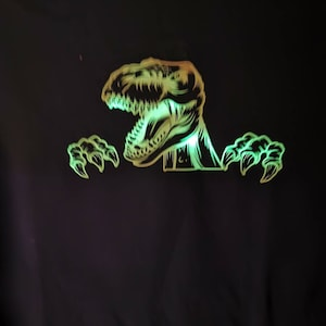 Tyrannosaurus Rex Dinosaur T-Rex Archaeology Fossil Jurassic Reptile Animal Prehistoric Mascot Art Logo .SVG. PNG Clipart Vector Cut Cutting photo