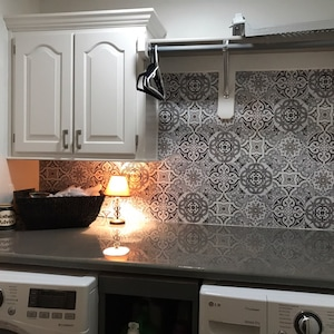 Art Deco Kitchen Bathroom Backsplash Tile Wall Stair Floor Etsy