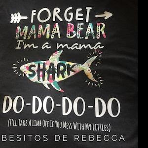 Murphy Visa Card >> Mama Shark Svg Do-Do-Do-Do Svg Mommy Shirt Svg Mom of Boy   Etsy