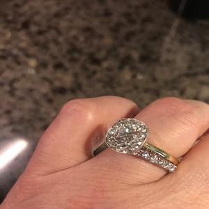 29e00700c30 Black Diamond Eternity Ring 18k 14k Half 3 4 or Full Black
