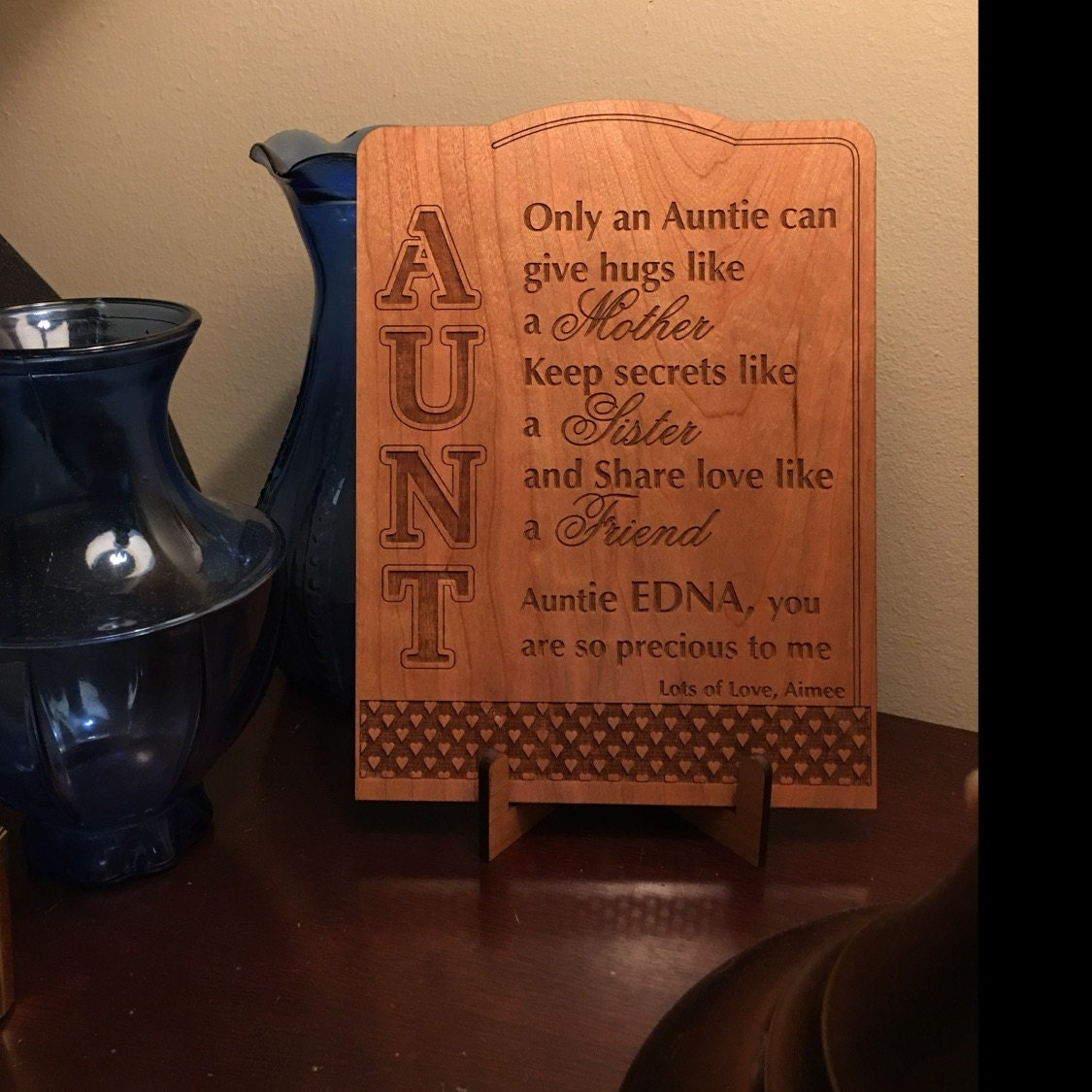Aimee Lee added a photo of their purchase