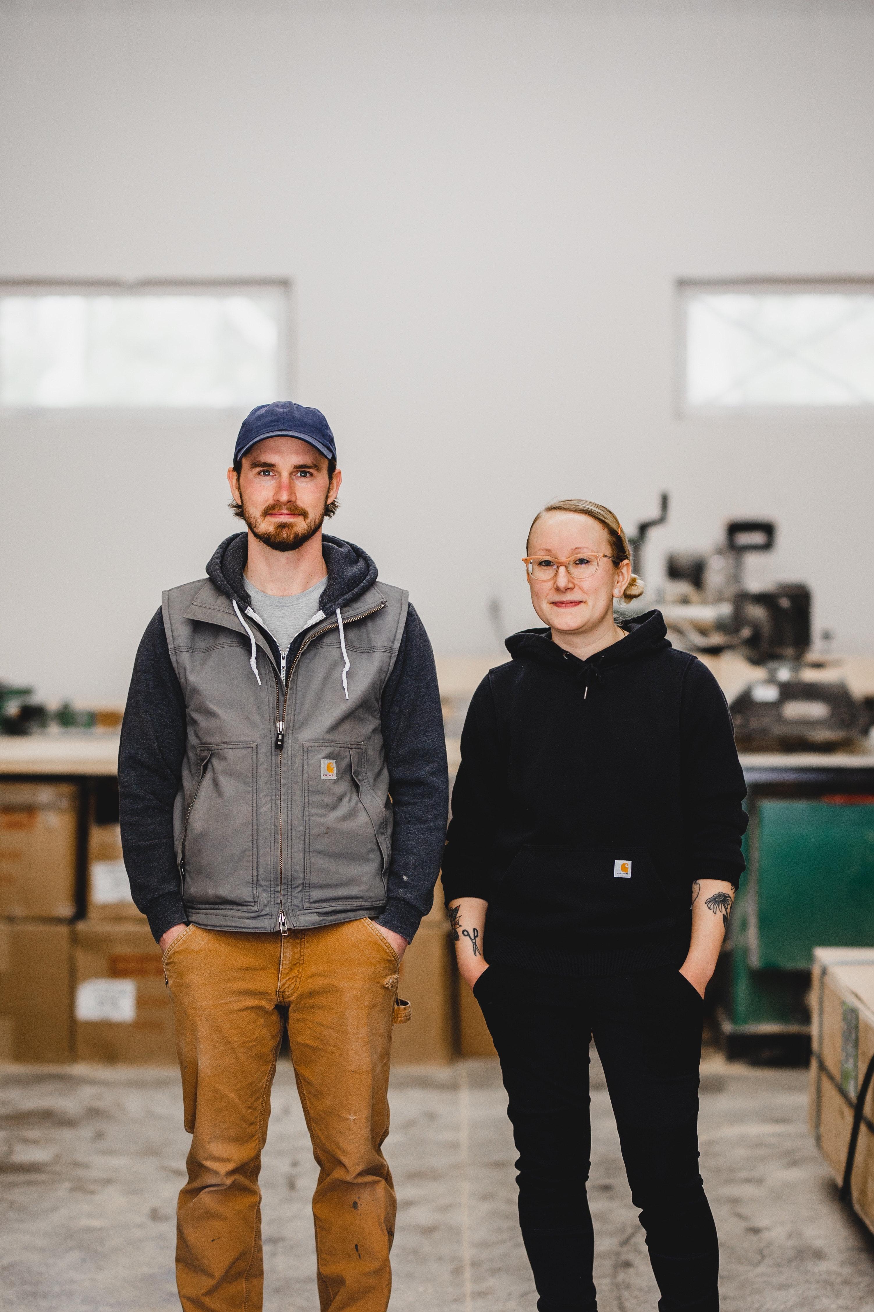 Andrew & Hanna Vomhof