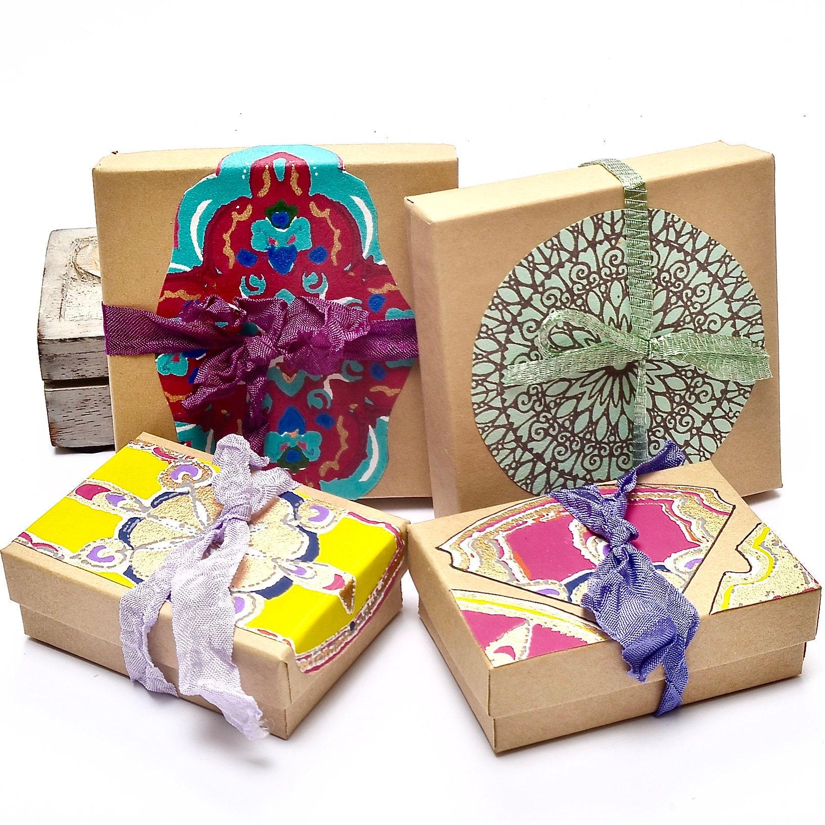 Handmade Jewelry Gifts Czech Glass Dangle and Drop Earrings Mothers Day SALE Raspberry Melon Drop Earrings
