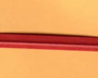 """Red Twist Ties - 3.5"""",  100 Pack"""