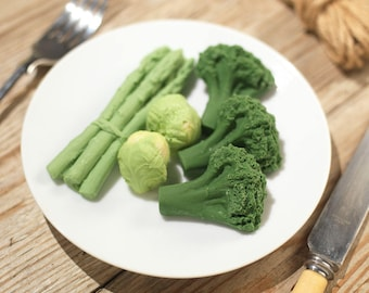 Eat Your Greens Chocolate Vegetables