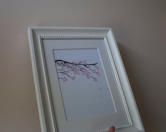 Sakura - Cherry Blossom Print - Unframed