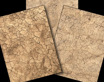 6 Background Images | Stock Photo Textures | Cracked Dirt | Dried Mud | Texas | Small Business Commercial Use | CrackedMud01