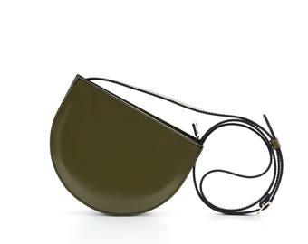 Small crossbody bag, leather shoulder bag, crossbody purse, leather bag, shoulder bag, leather purse, cross body purse, cross body bag woman