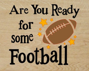 Are you ready for some football girls