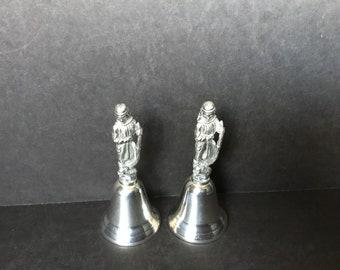 Reed and Barton Shephard Bells - Set of 2