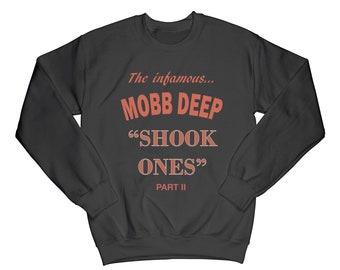 Mobb Deep Sweatshirt / Queensbridge Sweatshirt / Shook Ones