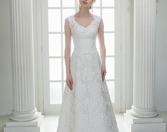 Wedding dress wedding dress bridal gown VALERIE
