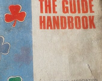 The Guide Handbook Vintage Guide Book