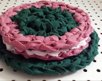 Hot Pad Crocheted (3)