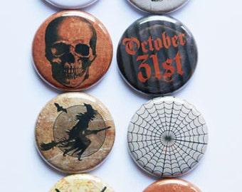 Vintage Halloween 1 Flair