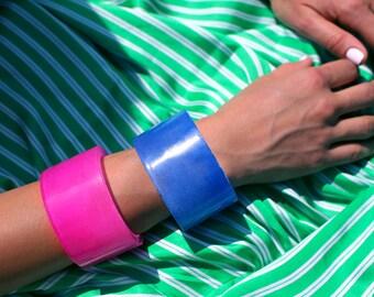 LITH_2, bracelet en résine, bracelet en résine, fabriqué en Italie, fait à la main en Italie, série lithium1