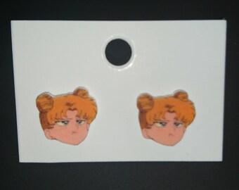 Sailor Moon stud Earrings