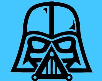 Star Wars Darth Vader Decal