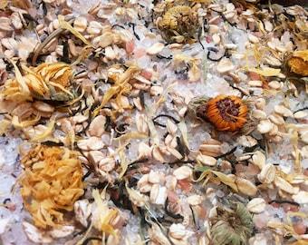 Premium Bath Tea: Lavender, Chamomile, and Calendula