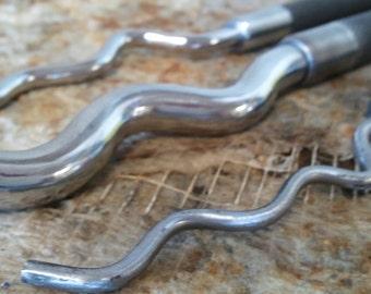 Schmuckherstellung Werkzeuge - sinusförmige Anteile klein Umformtechnik Werkzeug Made in USA