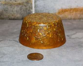"Extra Large Orgone ""Block Buster"" Tower Buster (Orange)"