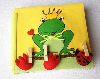 Tranquilo libro niño tranquilo niño ocupado libro suave niño educación niño actividad libro regalo para libro de tela de niño