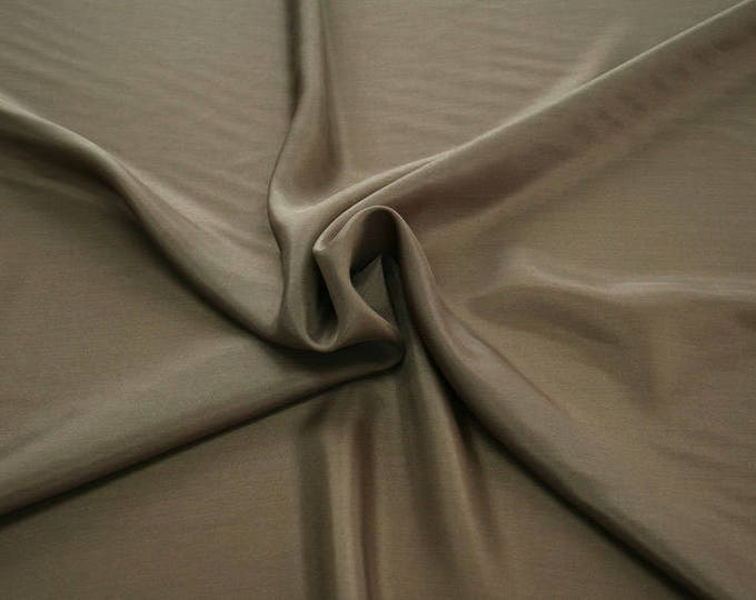 402121-taffeta natural silk 100%, wide 110 cm, made in India, dry cleaning, weight 58 gr, price 1 meter: 26.50 Euros