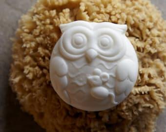 Our Snowy Owls  Organic Goatmilk Soap