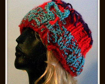 HAT WOMEN KNITTED   Knitted Hat Woman Xmas Gift Winter Acessory Warm